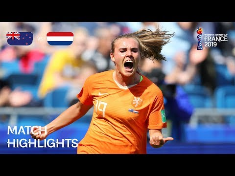 New Zealand v Netherlands - FIFA Women's World Cup France 2019™