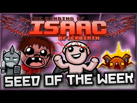 The Binding of Isaac: Afterbirth - Seed of the Week: RINGS OF POWER!