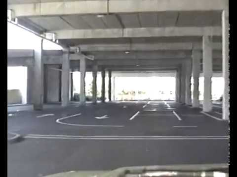 Old Lower Hutt Queensgate Car Park, Sunday 13 Nov 1988
