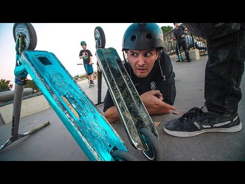 Tfox Wheel Dehubs At Diy Skatepark