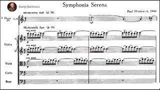 Paul Hindemith - Symphonia Serena (1946)