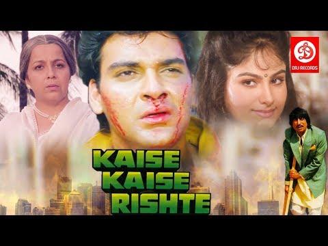 Kaise Kaise Rishte   Bollywood Romantic Movie   Ayesha Jhulka, Shahbaz Khan   Bollywood Movies