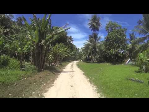 Drive around Rotuma  - Rotuma La'Kol ak - Video by Fijisurfshots.com
