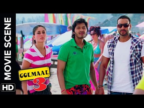 Sun Suna Aati Kya... | Golmaal 3 | Comedy Movie Scene