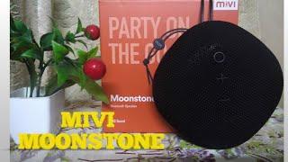 MIVI MOONSTONE SPEAKER REVIEW || TECHNO NINJA ||
