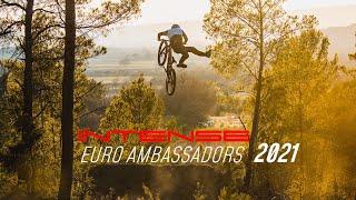 INTENSE EURO AMBASSADORS 2021