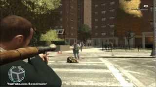 GTA 4 - Zombies