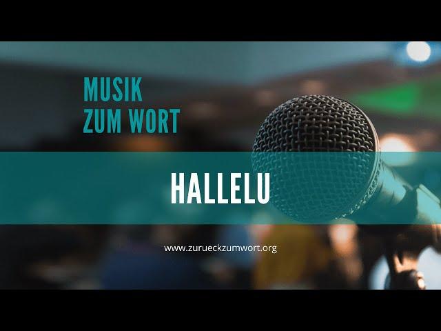 Hallelu - Musik zum Wort