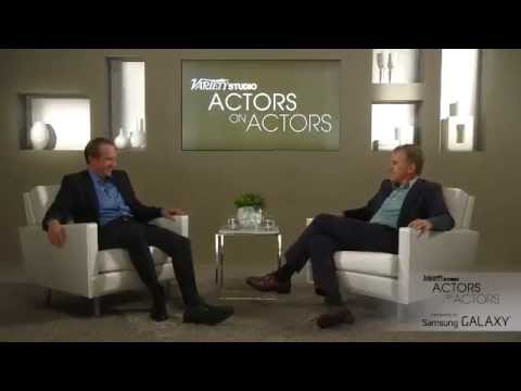 Actors on Actors: Ralph Fiennes and Christoph Waltz – Full Video