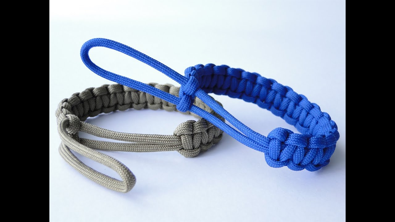 How To Make A Mad Max Style Paracord Bracelet With The