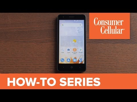 ZTE Avid 559: Overview and Tour (1 of 17) | Consumer Cellular
