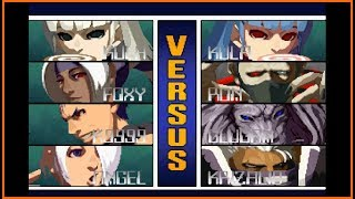 King of Fighters 2001 - Kula Team Playthrough (Krizalid,Ron,Glugan)