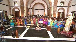 Sarva Logathipa Namaskaram - Mass Choir - Classic Hymns Tamil Keerthenai Sundara Parama Deva