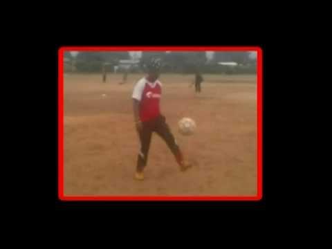 Grace Chilufya -Blue Bullets Sports Academy - Lusaka