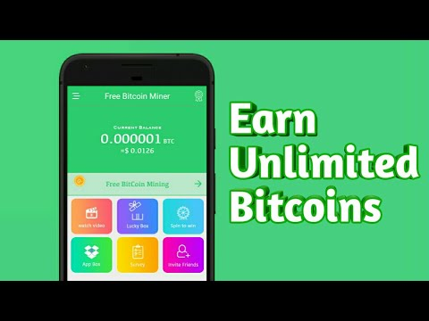 Free Bitcoin Miner Pro || Earn Unlimited Bitcoins || Sarbajit Das