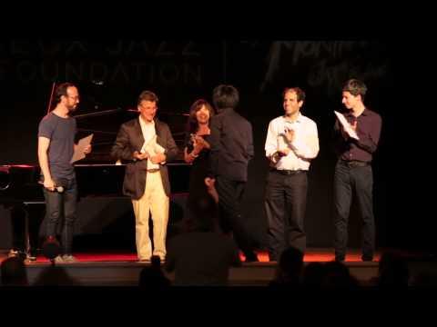 Parmigiani Montreux Jazz Solo Piano Competition | Montreux Jazz Festival 2015