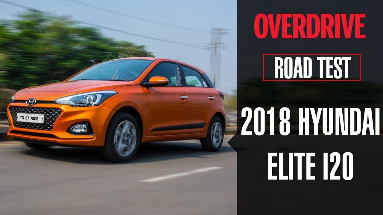 2018 Hyundai Elite i20 road test review - Overdrive