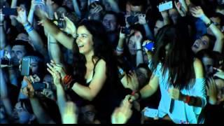 Hurts - Exit Festival 2014 (Novi Sad, Serbia)