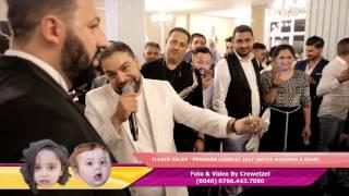 FLORIN SALAM - PROGRAM COMPLET LIVE 2017 (BOTEZ MAXIMUS & EDAN)(NAS RAZVAN STANCIU)