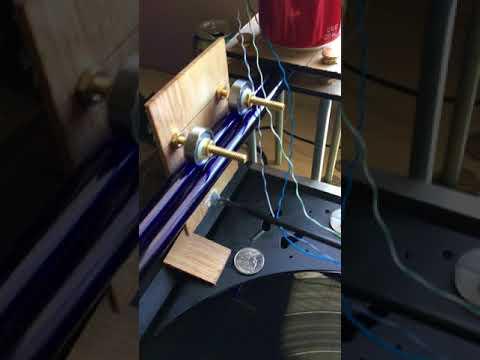 DIY linear tonearm v0.5 (prototype)