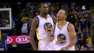 Stephen Curry breaks the NBA single game 3-point record