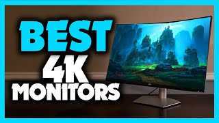 Best 4K Monitor in 2021 - Which Is The Best Monitor For You?