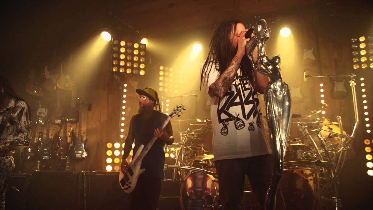 Korn 'Got the Life' Guitar Center Sessions on DIRECTV | Doovi