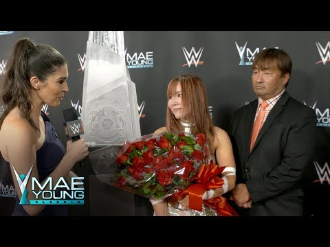 Kairi Sane will compete for the NXT Women's Title at TakeOver: Houston: Exclusive, Sept. 13, 2017