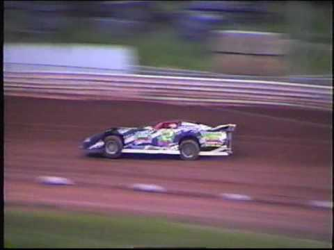 2003 Shawano Speedway Tony Stewart Breaks the 2 Seater