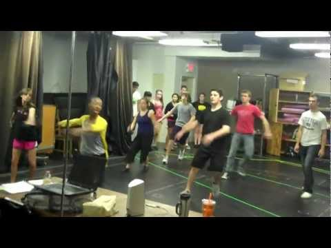 2012 Young Actors Conservatory Dance Class