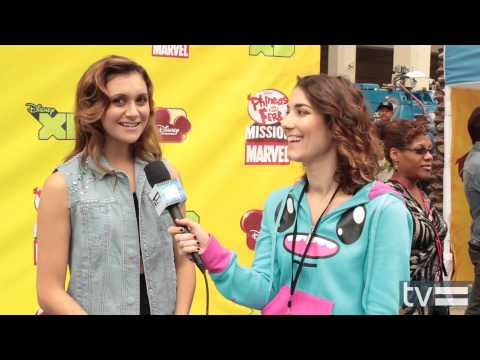What Isabella From Phineas and Ferb Had To Say at D23 Expo 2013