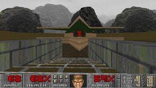 Ultimate Doom: Knee-Deep in the Dead (Episode 1) - Ultra-Violence Speedrun in 4:51 (6:12)