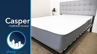 Casper Mattress Review(, 2017-10-16T15:19:36.000Z)
