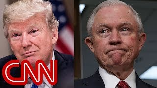 Tapper: Sessions almost daring Trump to fire him