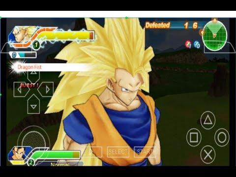 Dragon Ball Z Tenkaichi Tag Team Goku Transform Ssj3 Fight In Survival Youtube