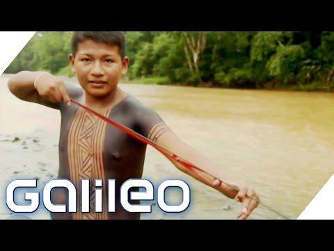 So leben Kinder in Panama & China | Galileo | ProSieben