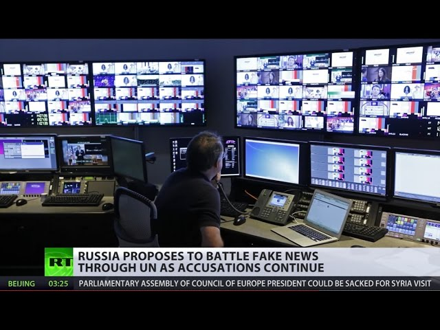UN must lead battle against 'pandemic' of fake news & disinformation – Russia's FM spokeswoman