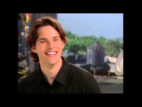 "Enchanted: James Marsden ""Prince Edward"" Exclusive Interview Part 1 of 3"