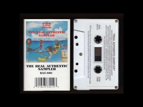 RAS - The Real Authentic Sampler - Full Album Cassette Tape Rip - 1988