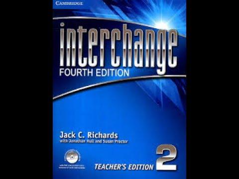 Interchange Esl Book