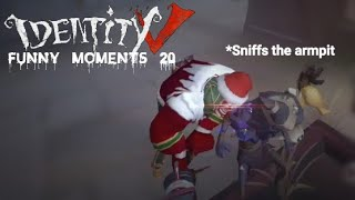 ★Identity V★ Funny Moments #20✩