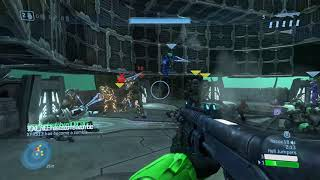 Halo: El Dewrito Gameplay (Halo 3 Multiplayer PC)