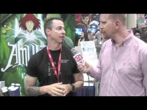 San Diego Comic Con Interview With Leland Myrick