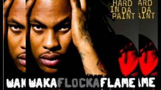 Waka Flocka Flame - Hard In Da Paint (Explicit Album Version)