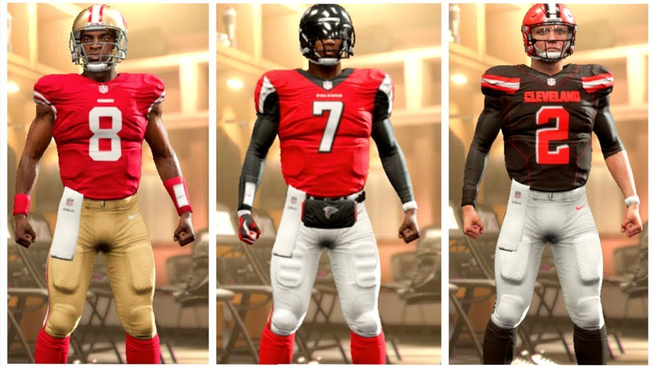 how to make michael vick in madden 17