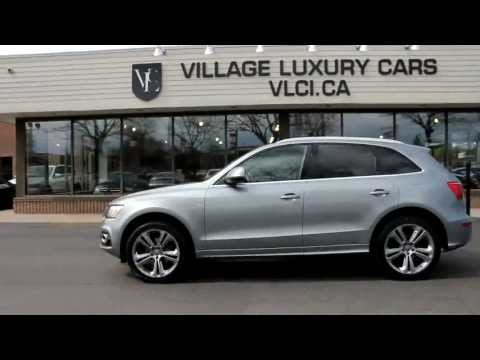 2009 Audi Q5 in review - Village Luxury Cars Toronto