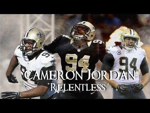 "Cameron Jordan || ""Relentless"" ᴴᴰ 