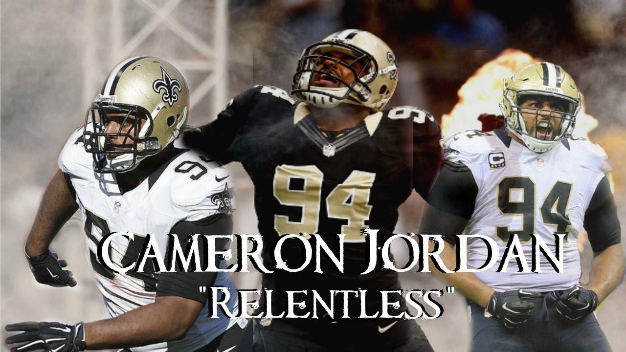 """Cameron Jordan """"Relentless"""" á´´á´° 2016 Highlights"""