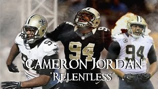 "Cameron Jordan    ""Relentless"" ᴴᴰ    2016 Highlights"