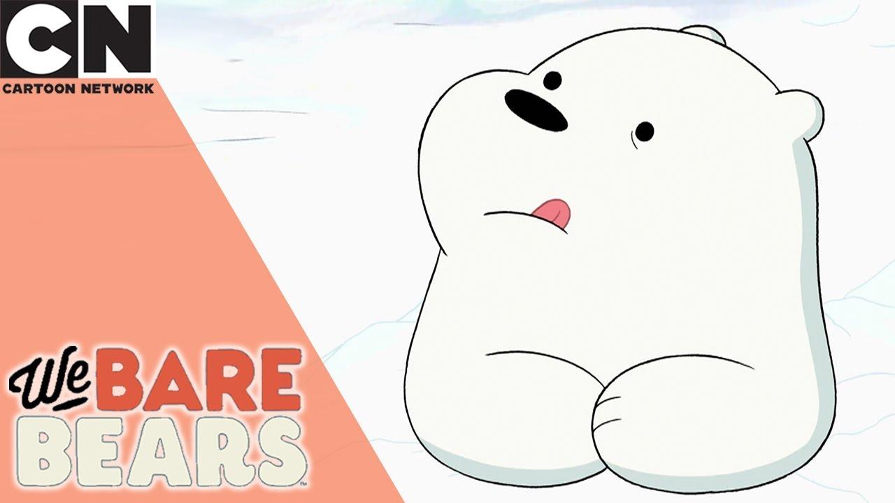 we bare bears origin of baby ice bear cartoon network youtube